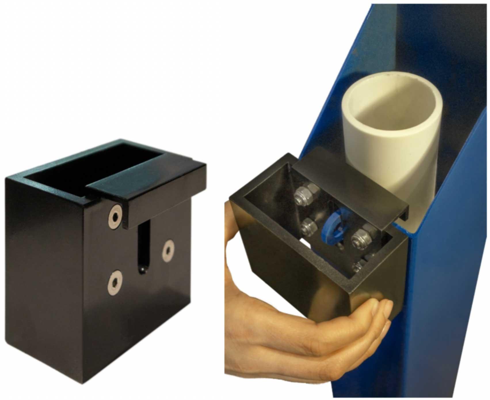 Waterra monument casing adaptor