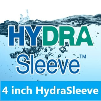4 Inch HydraSleeve Group