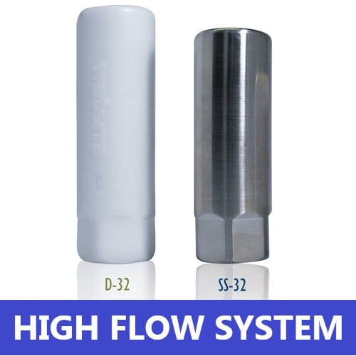 Waterra High Flow System