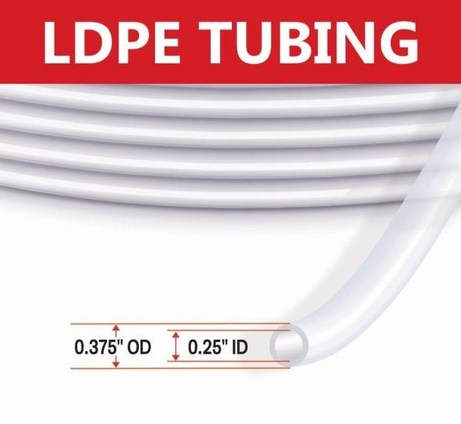 Waterra LDPE Micro Flow Tubing