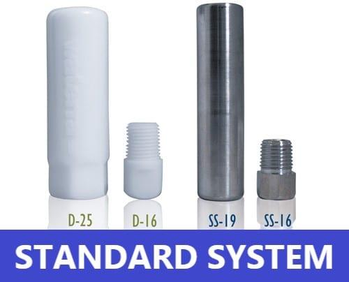 Waterra Standard Flow System