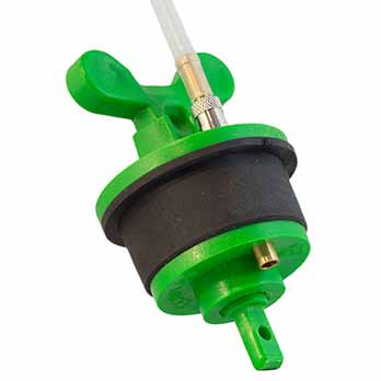 Vapour Sampling Well Plugs From Waterra