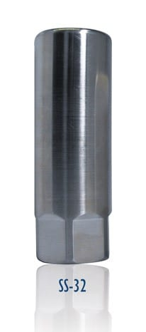 Waterra SS-32 Stainless Steel Foot Valve – High Flow