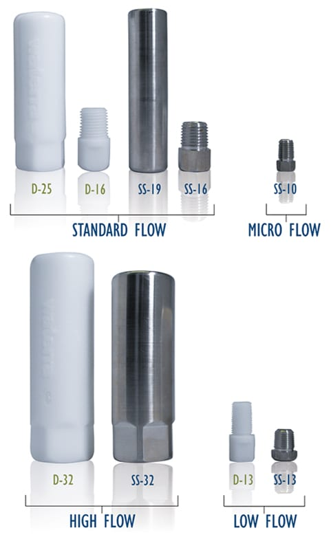 Waterra Pump Foot Valves