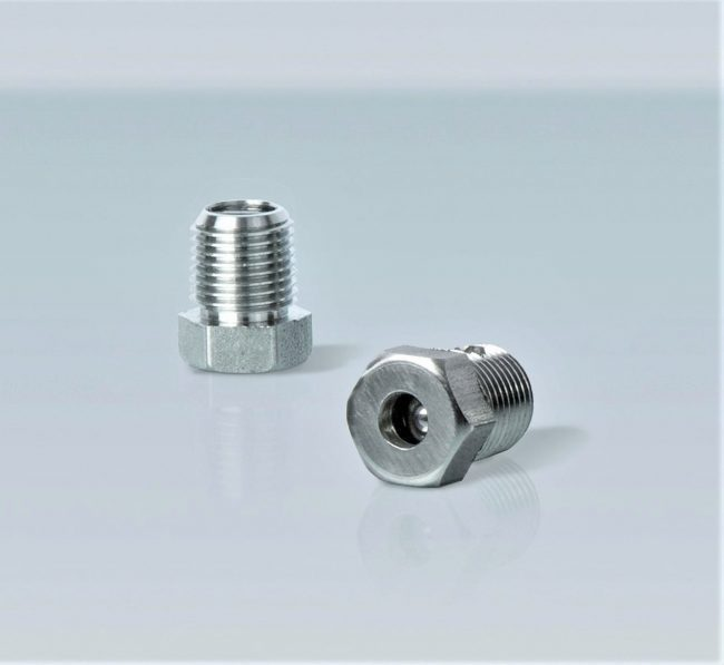 Waterra SS-13 Stainless Steel Foot Valve