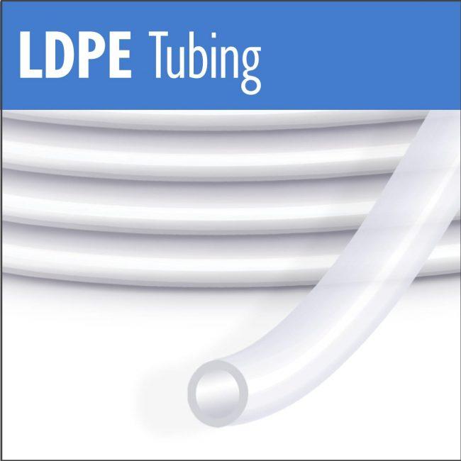 Waterra (LDPE) Low Density Polyethylene Tubing for Sampling Groundwater