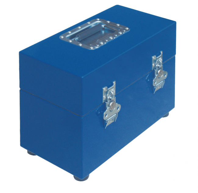 Spectra Field Pro Peristaltic Pump - case closed